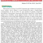 Confiram a nova edição do IMA – O Jornal