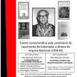 Homenagem à José Honório Rodrigues