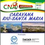 AAERJ e DACAR/UNIRIO lançam Campanha de Caravana para o VI CNA