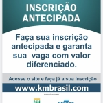 KM Brasil 2014: desconto e promoção para associados AAERJ