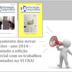 Lançadas as novas edições do Informação Arquivística