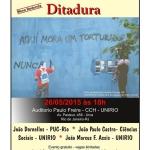 Mesa Redonda: Arquivo, Memória e Ditadura 2015