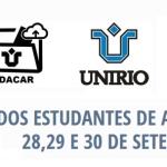 I Semana dos Estudantes de Arquivologia: 28 a 30/09 na UNIRIO